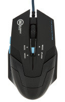 Element Gaming Illuminated Mouse with Adjustable DPI