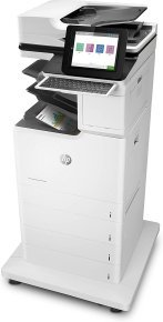HP Color LaserJet Enterprise Flow MFP M681z Network printer