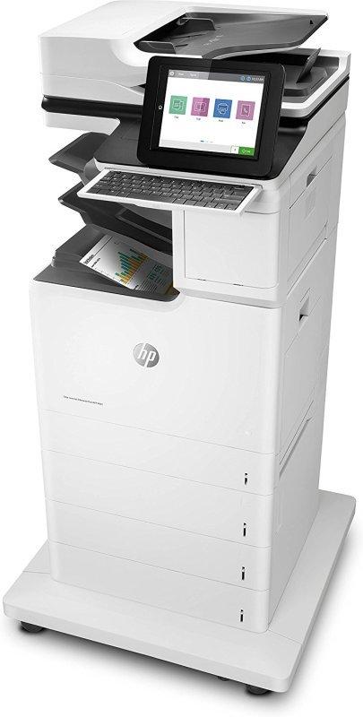 HP Colour LaserJet Enterprise Flow MFP M681z Network printer