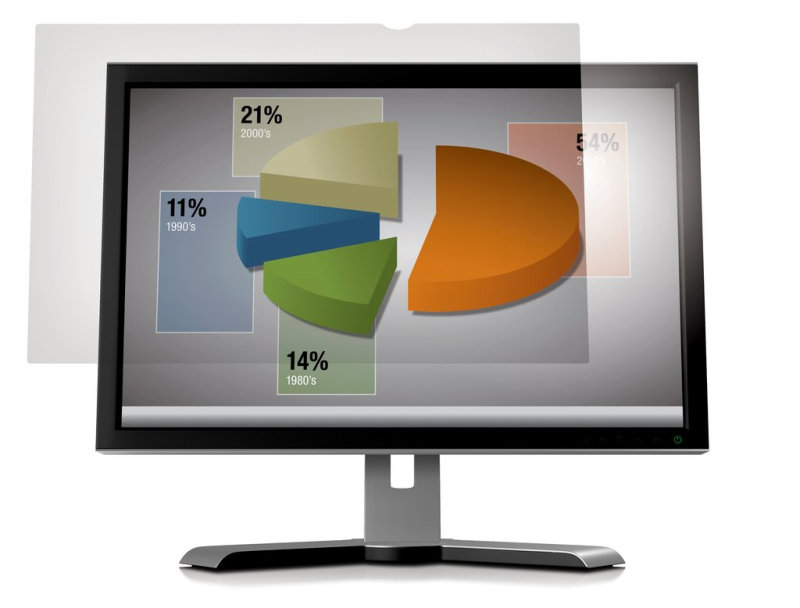 "Image of 3M Anti-Glare Filter for 23"" Widescreen Monitor"