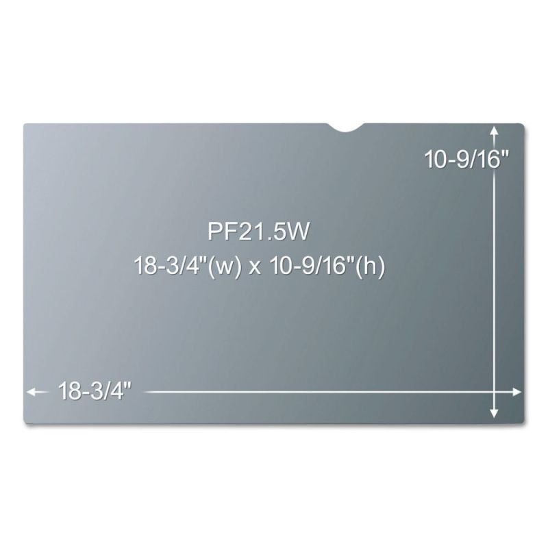 "Image of 3M Anti-Glare Filter for 21.5"" Widescreen Monitor"