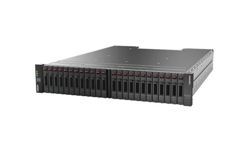 Lenovo ThinkSystem DS2200 SFF SAS Dual Controller Hard Drive Array