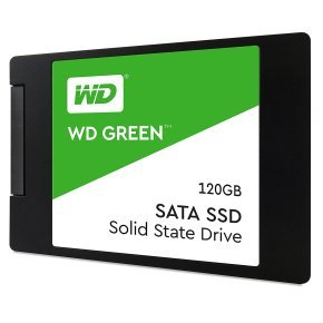 "WD Green 120GB 2.5"" 7mm Solid State Drive"