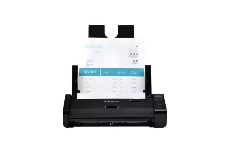 IRIS IRIScan Pro 5 File - document scanner - desktop - USB 2.0
