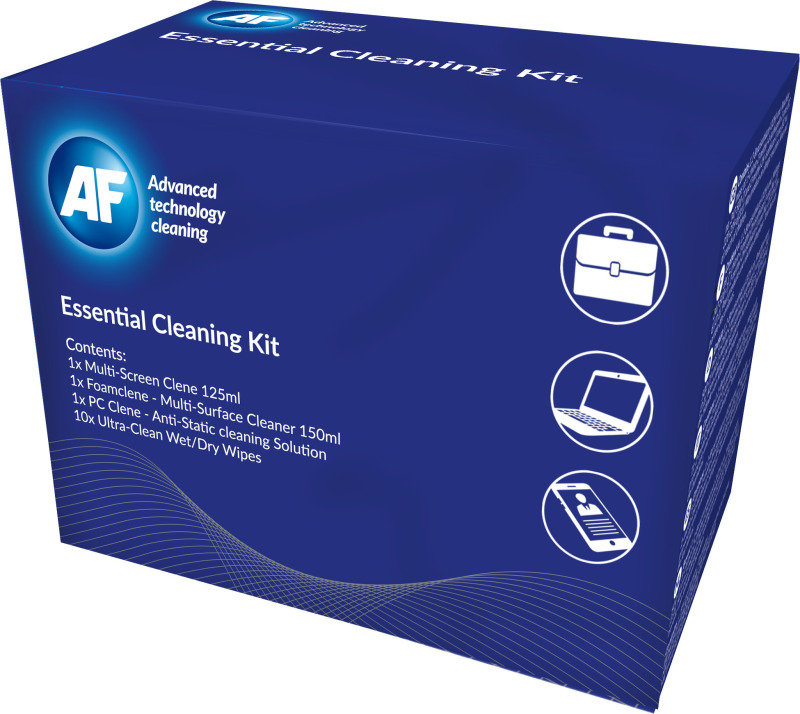 Image of AF Essential Cleaning Kit AECK001