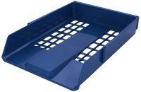 Deflecto Value Contract Letter Tray (Blue)