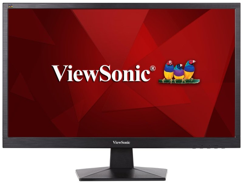 Viewsonic VA2407h 24'' Full HD LED Monitor With HDMI Connectivity