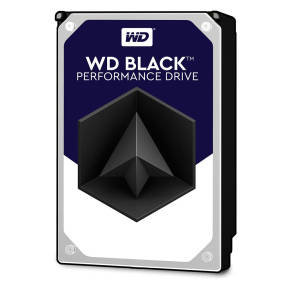 WD Black Performance Desktop 4TB SATA 6Gb/ s Hard Drive