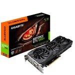 Gigabyte GeForce GTX 1080 Ti Gaming OC BLACK 11GB GDDR5X Graphics Card