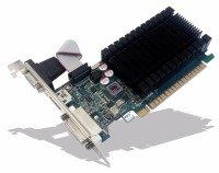 EXDISPLAY PNY GeForce GT 710 2GB DDR3 Graphics card