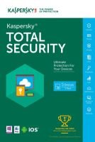 Kaspersky Total Security 2018 5 Devices 1 Year FFP