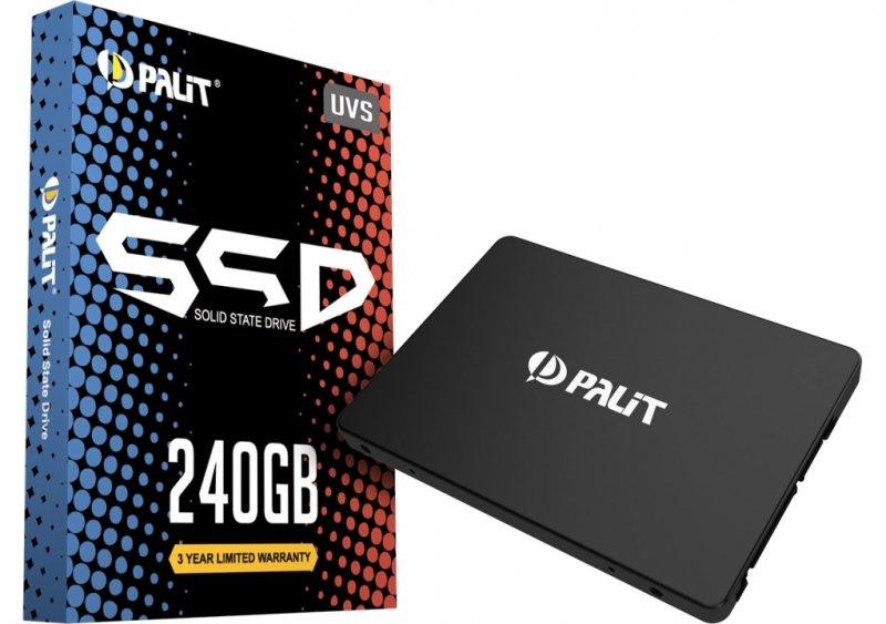 """Palit UV-S 240GB 2.5"""" SATA III SSD"""
