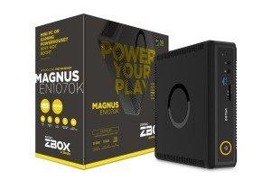 Zotac ZBOX Magnus EN1070K i5 DDR4 Barebone