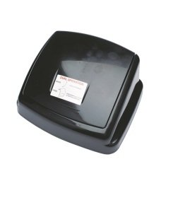 2Work 30L Swing Bin Top Only Black Lid