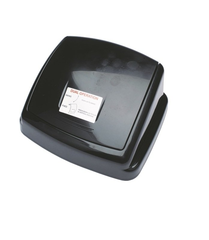 Image of 2Work 30L Swing Bin Top Only Black Lid