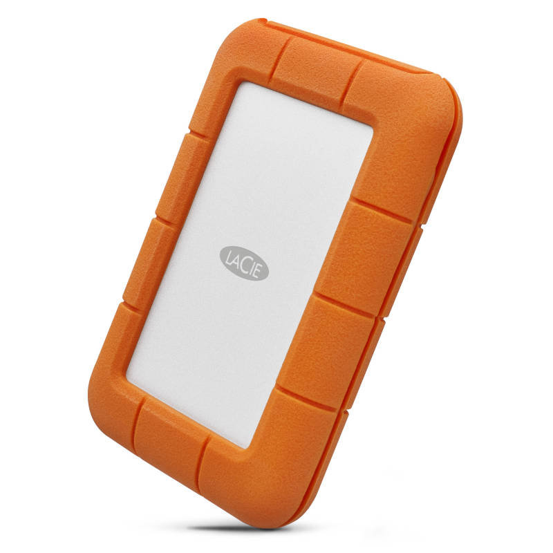 LaCie Rugged Secure 2TB Drive