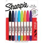 Sharpie Twin Tip Permanent Assorted Marker -1927094