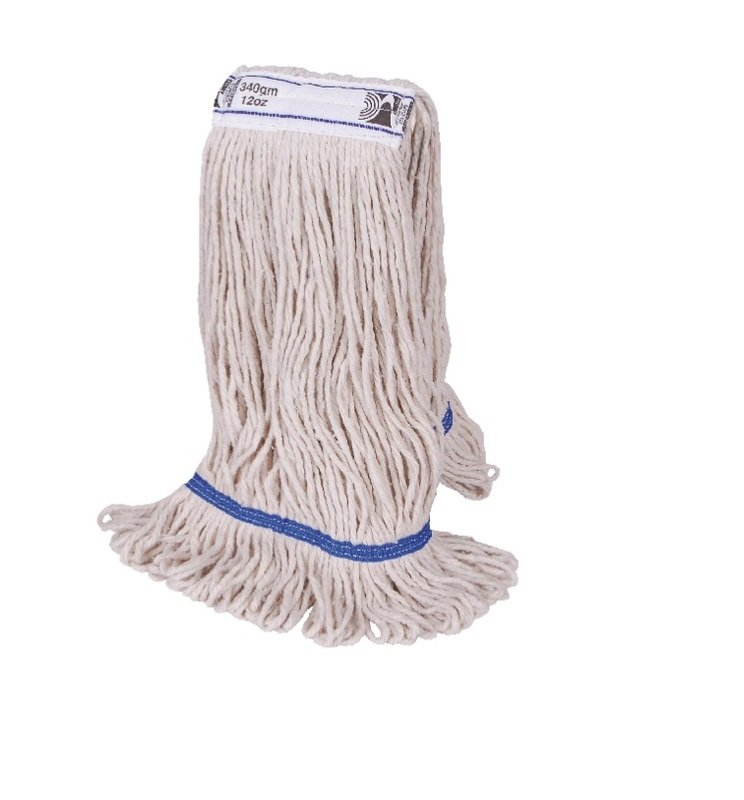 2Work 340g PY Kentucky Mop Blue Pack of 5 103221BL