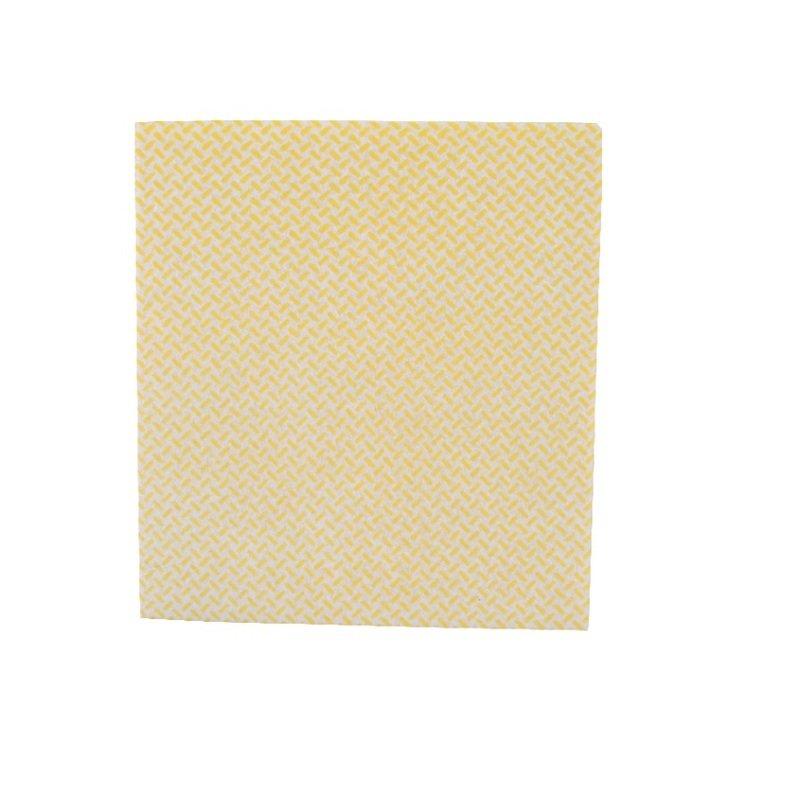 2Work Medium Weight Cloth - Yellow - Pack of 5