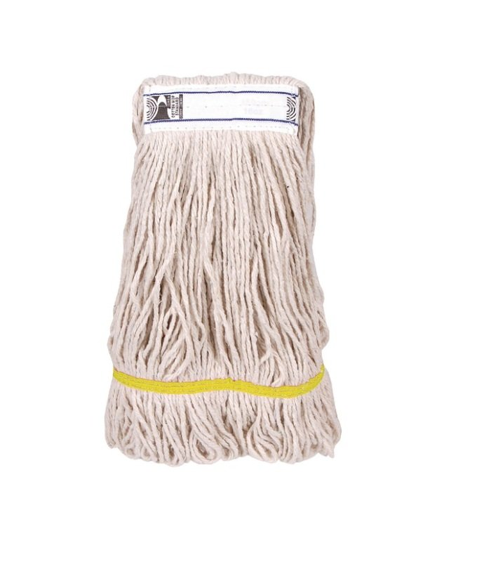 2Work 340g PY Kentucky Mop Yellow Pack of 5 103221RD