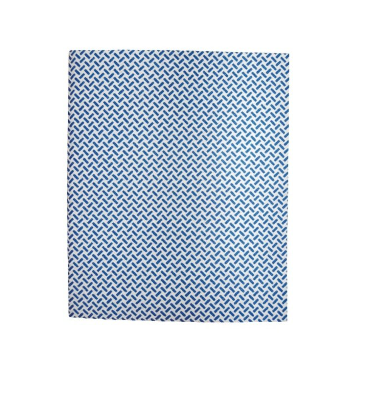 2Work Med Weight Cloth - Blue - Pack of 5