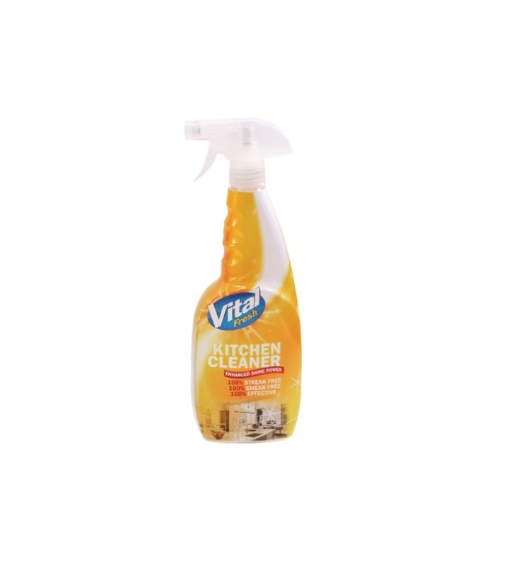 Vital Fresh Kitchen Cleaner 750ml - Pack of 12