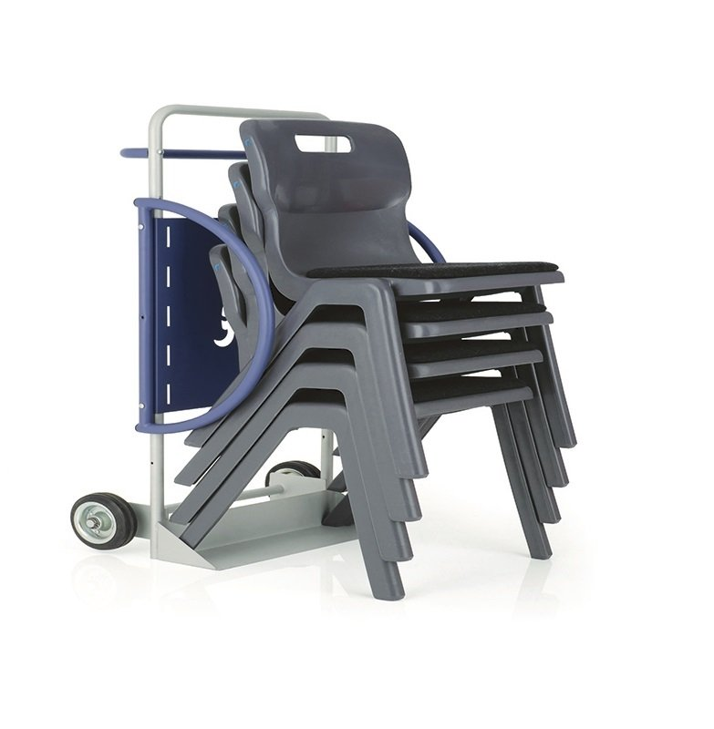 Titan One Piece Chair Trolley KF74044y