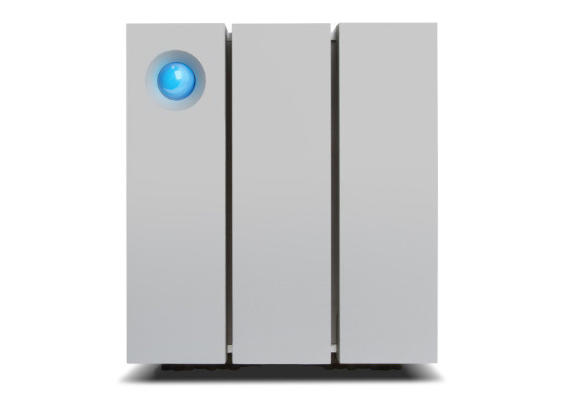 Lacie 12TB 2big Thunderbolt2 USB3 [7200] (WW SKU)
