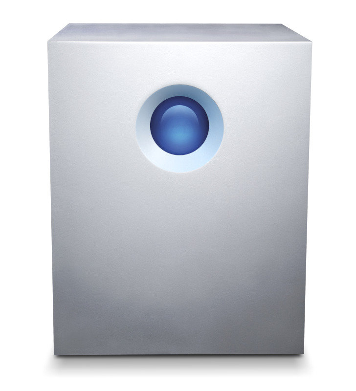 Lacie 10TB 5big Thunderbolt2 (WW SKU)