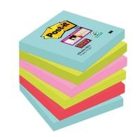 Post-it Super Sticky Notes Miami 76x76mm