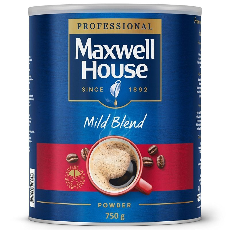 Image of Maxwell House Instant Coffee Powder - 750g