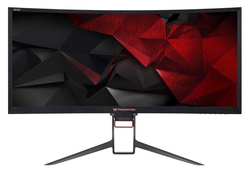 Acer Predator Z35P WQHD 1800R Curved Gaming Monitor