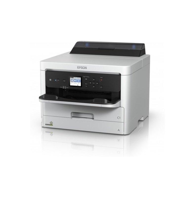Epson WF-C5210DW Workforce Pro Duplex Wireless A4 Colour Inkjet Printer