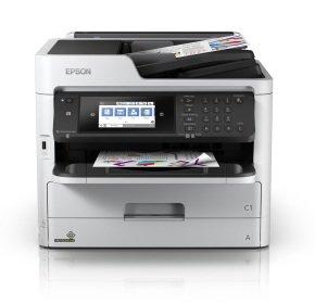 Epson Workforce Pro WF-C5710DWF Colour Multifunction Inkjet Printer