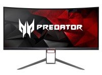 "Acer Predator X34P 34"" Ultra Wide QHD 120Hz Curved Gaming Monitor"
