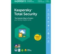 Kaspersky Total Security 2018 3 Devices 1 Year FFP
