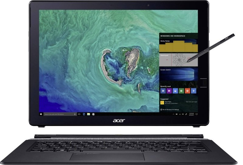 Acer Switch 7 (SW713-51GNP) Black Edition