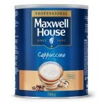 Maxwell House Instant Cappuccino Powder 750g Tin