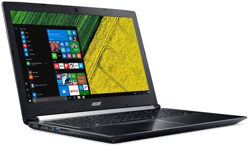 "Acer Aspire 7 A715-71G-50WU Intel Core i5, 15.6"", 8GB RAM, 1TB HDD, Windows 10, Notebook - Black"