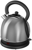 Swan 1.8L Traditional Stainless Steel Silver Kettle