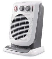 EXDISPLAY DeLonghi Verticale Style Fan Heater