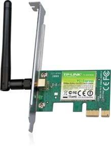 TP-Link Wireless-N150 PCIe card