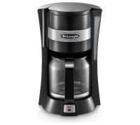 De'Longhi Filter Coffee Machine - Black