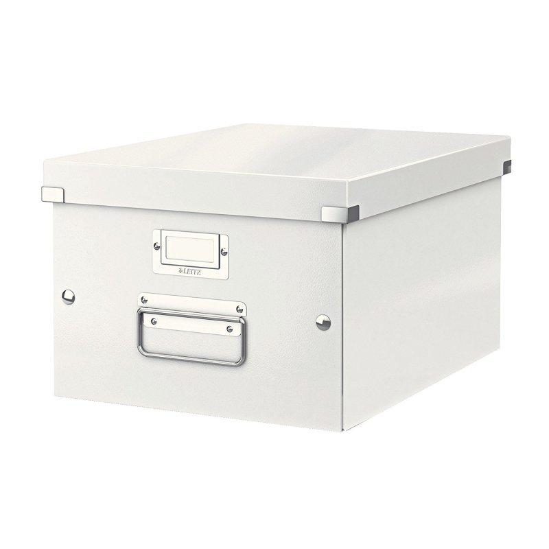Leitz Click & Store Medium Storage Box White 60440001