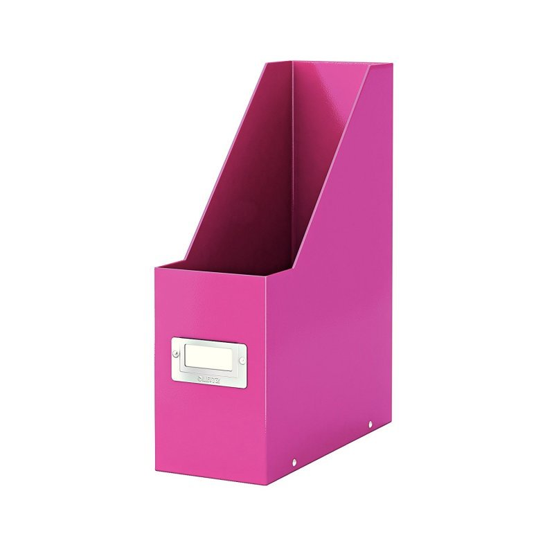 Leitz Click & Store Magazine File Pink