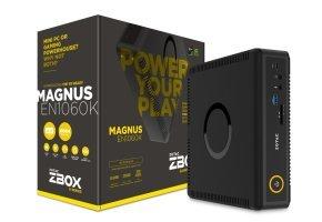 Zotac ZBOX Magnus EN1060K i5 DDR4 Barebone