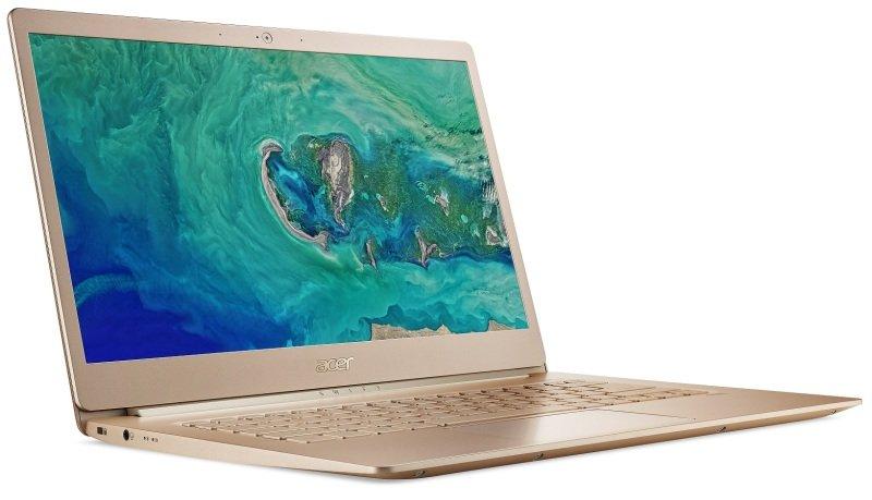 Image of Acer Swift 5 (SF514-52T) Laptop, Intel Core i5-8250U 1.6GHz, 8GB RAM, 256GB SSD, 14 Full HD Touch, No-DVD, Intel HD, WIFI, Windows 10 Home