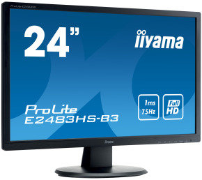 "ProLite E2483HS-B3 24"" Full HD Monitor"
