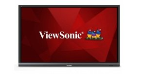 ViewSonic ViewBoard IFP6550 - 65 Class (65 viewable) LED display - interactive communication - with built-in PC and touchscreen (multi touch) - 4K UHD (2160p)