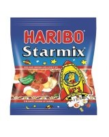 Haribo Starmix 140g Bag (Pack of 12)